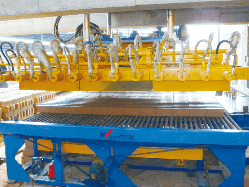 Automatic Brick Setting Machine (ZMP series)