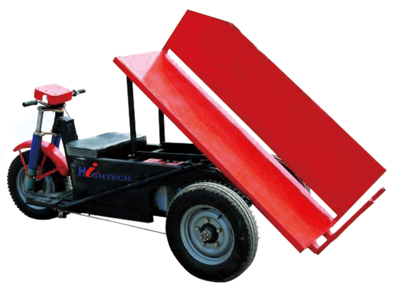 Brick Uploding Cart (Electric drive)