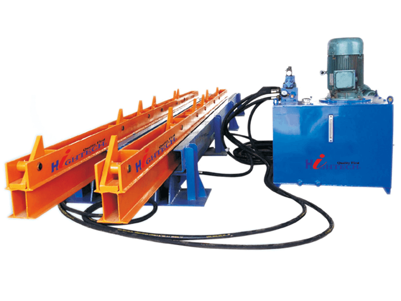 Hydraulic Pusher Machne