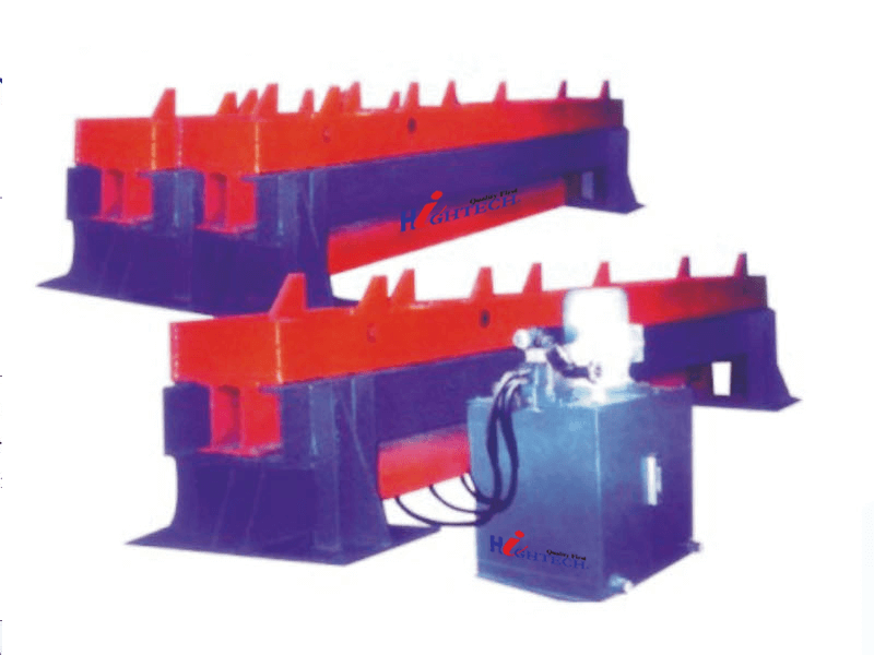 Hydraulic Stepper machine