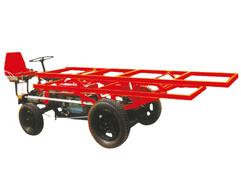 Wet Brick Cart (Electrive Drive)