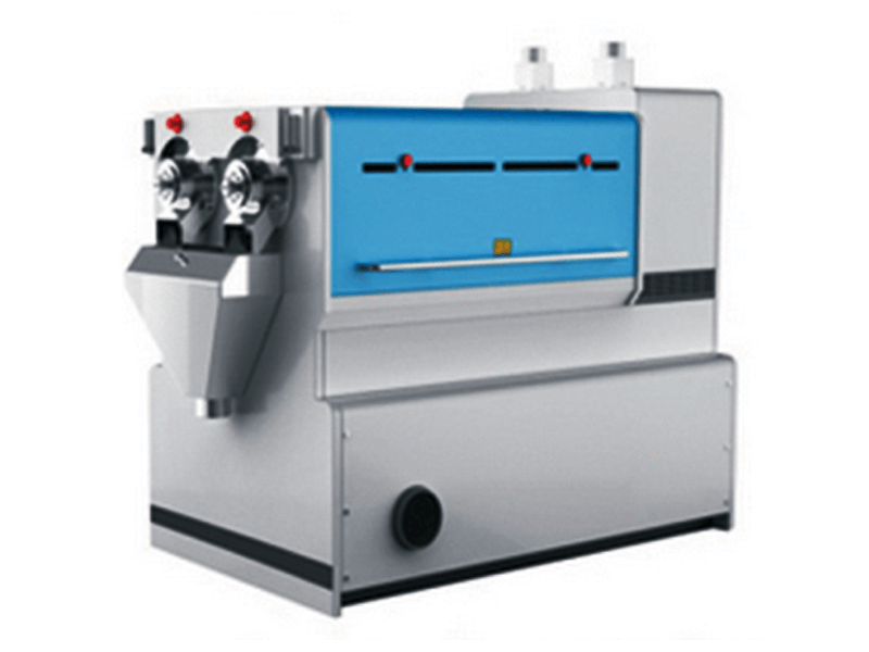 MCMS Series Double Roller Rice Polisher