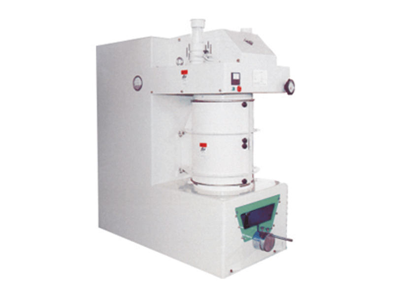 Vertical Emery Roll Rice Whitener